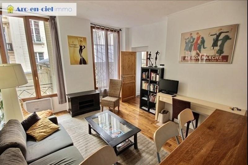 Revenda apartamento Paris 4ème 464000€ - Fotografia 1