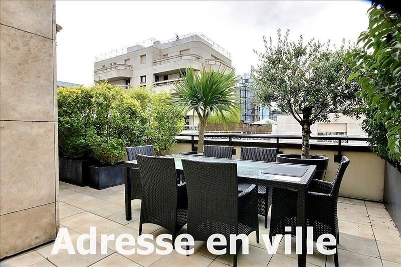 Deluxe sale apartment Levallois perret 1350000€ - Picture 10