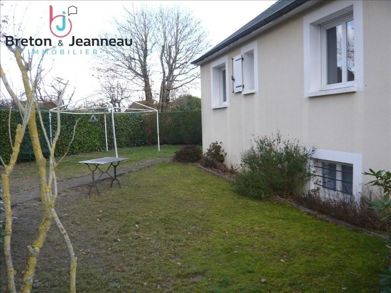 Vente maison / villa L huisserie 169520€ - Photo 1