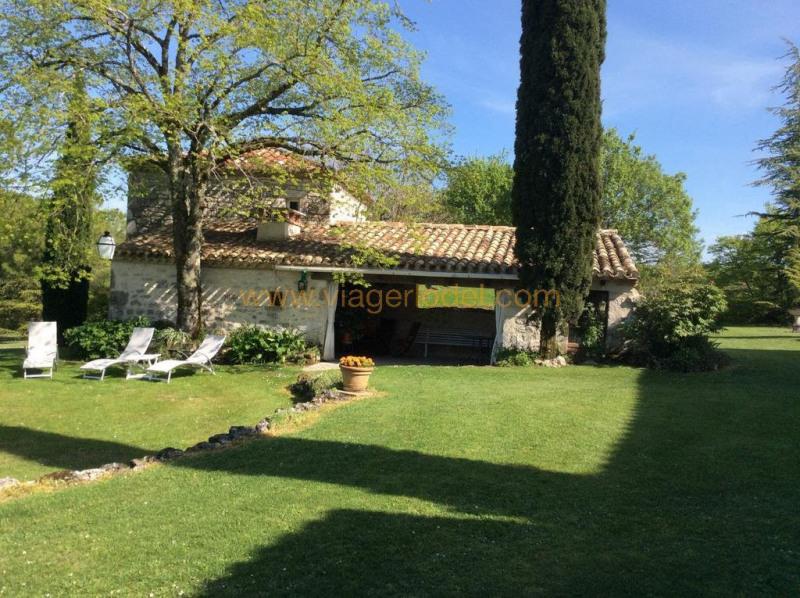 Life annuity house / villa Montcuq 190000€ - Picture 4