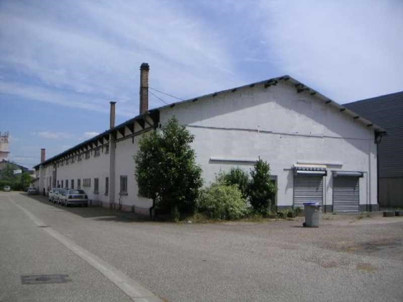 Location Local d'activités / Entrepôt Strasbourg 0