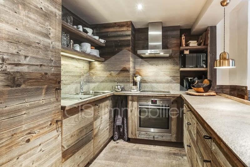 Vente de prestige appartement Meribel 1250000€ - Photo 6