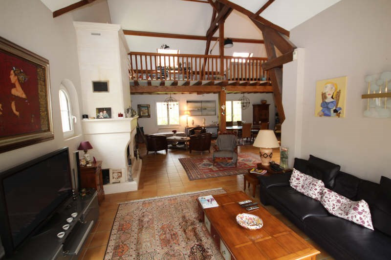 Deluxe sale house / villa Lamorlaye 665600€ - Picture 4