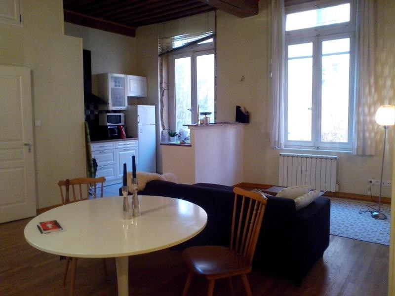 Location appartement Lyon 1er 704€ CC - Photo 4