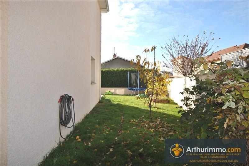 Vente maison / villa Bourgoin jallieu 229000€ - Photo 8
