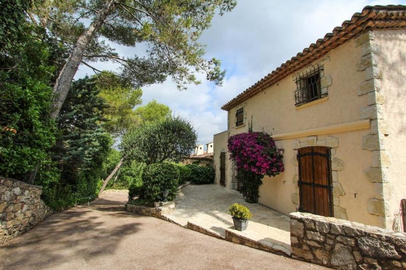 Immobile residenziali di prestigio casa Vallauris 1760000€ - Fotografia 3