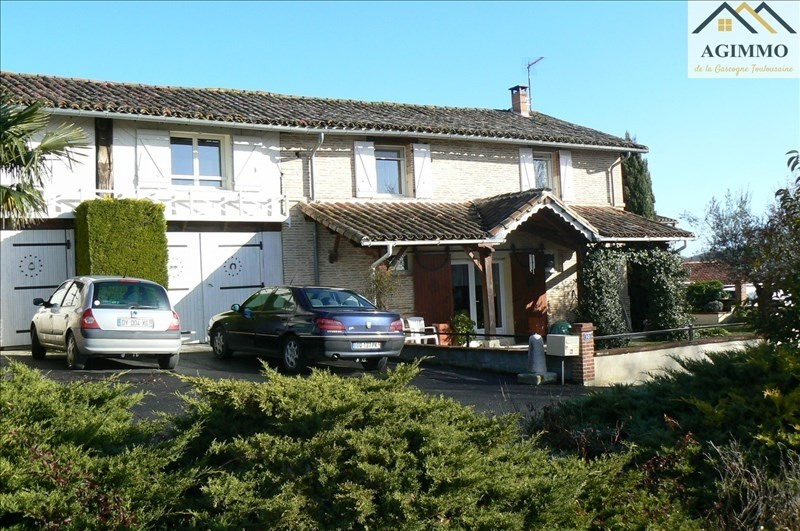 Vente maison / villa Mauvezin 215000€ - Photo 1