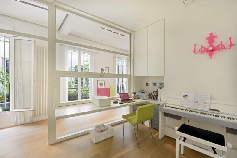 Vente de prestige appartement Paris 10ème 1540000€ - Photo 8