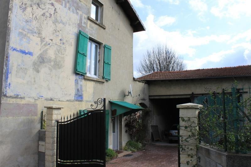 Verkoop  huis Reventin-vaugris 149000€ - Foto 1