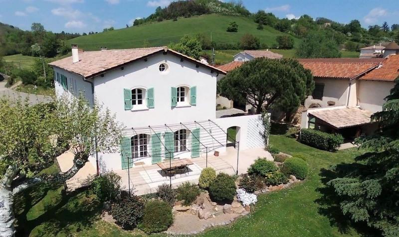 Sale house / villa Villette de vienne 865000€ - Picture 1