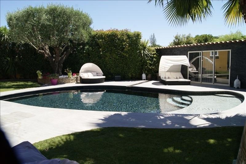 Deluxe sale house / villa Lattes 1095000€ - Picture 1
