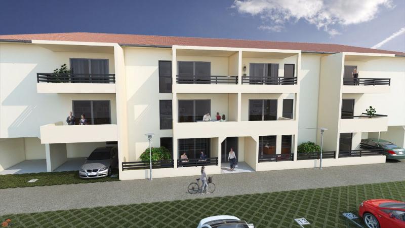 Vente appartement Nogaro 101970€ - Photo 2