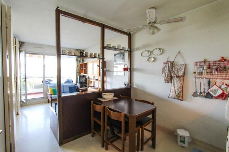 Vendita appartamento Juan les pins 185000€ - Fotografia 4