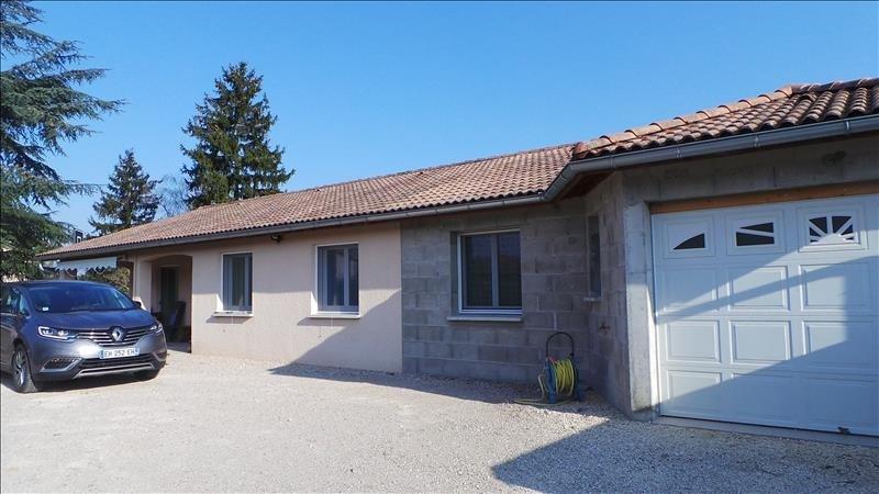 Vente maison / villa St vulbas 262000€ - Photo 1