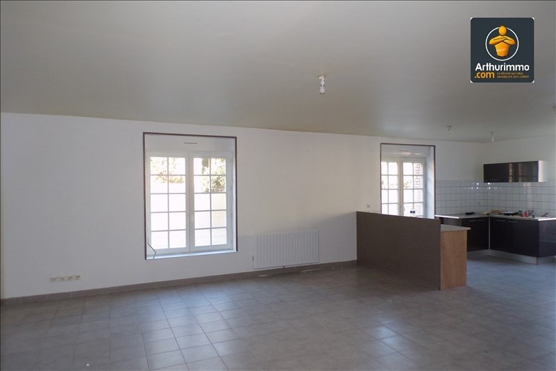 Rental apartment Fecamp 680€ CC - Picture 1