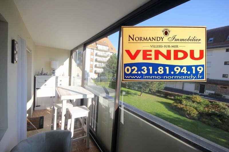 Vente appartement Villers sur mer 89800€ - Photo 1