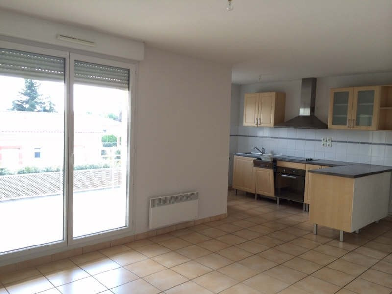 Rental apartment Aussonne 654€ CC - Picture 3