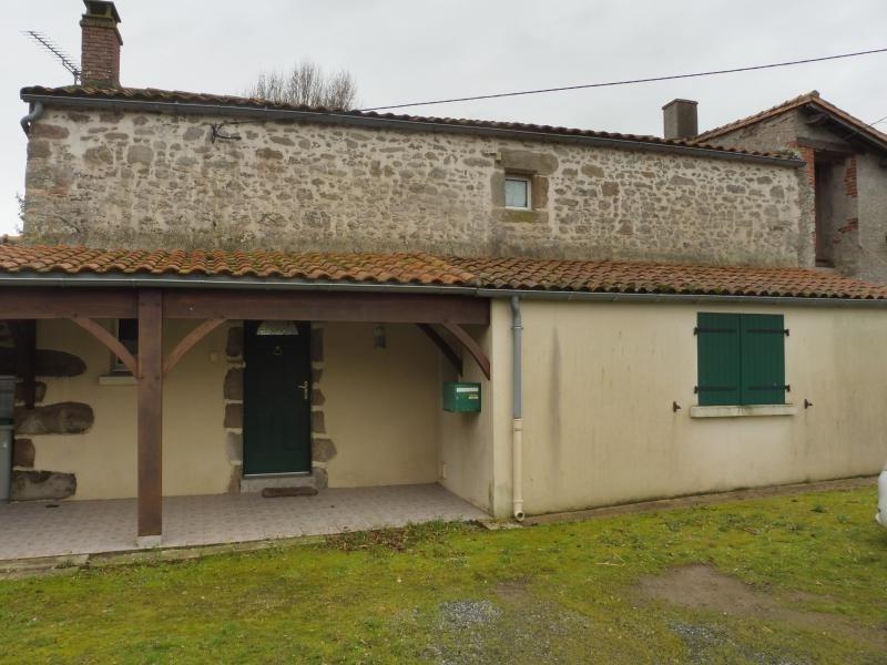 Sale house / villa La bruffiere 215900€ - Picture 1