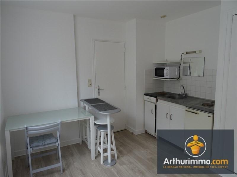 Rental apartment St brieuc 250€ CC - Picture 2