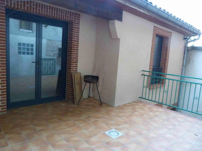 Rental apartment Caraman 630€ CC - Picture 1