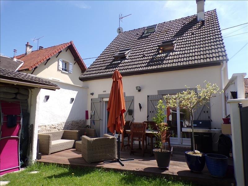Sale house / villa Quincy voisins 291500€ - Picture 1