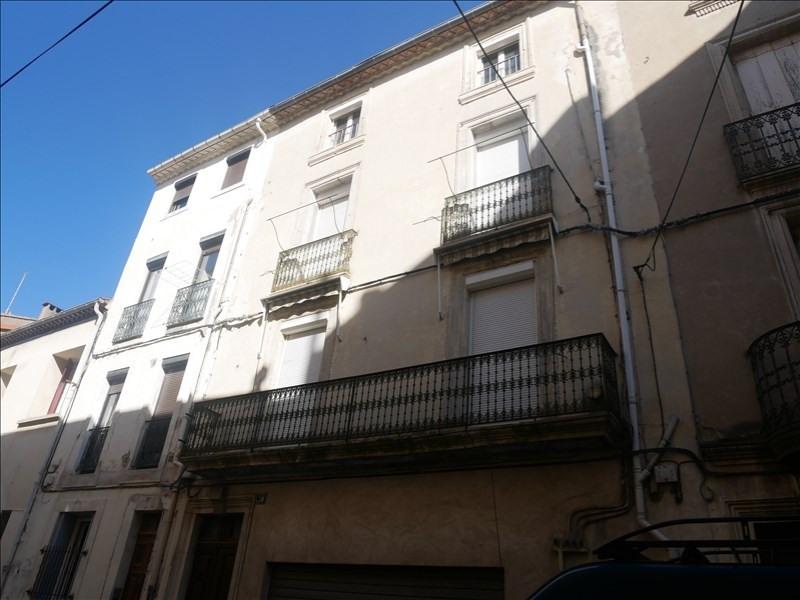 Vente immeuble Beziers 147500€ - Photo 1