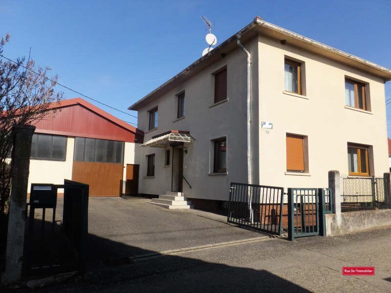 Vente maison / villa Gundershoffen 286000€ - Photo 7
