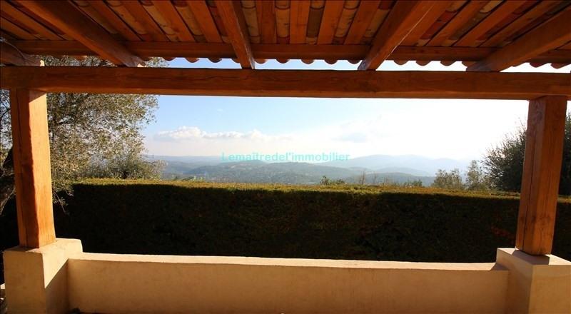 Vente maison / villa Le tignet 435000€ - Photo 3