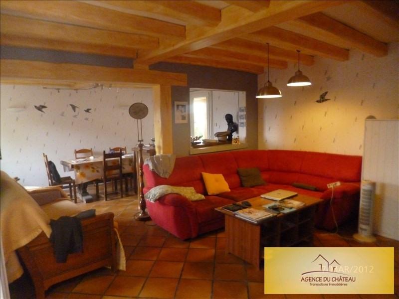 Vente maison / villa Breval 258000€ - Photo 2