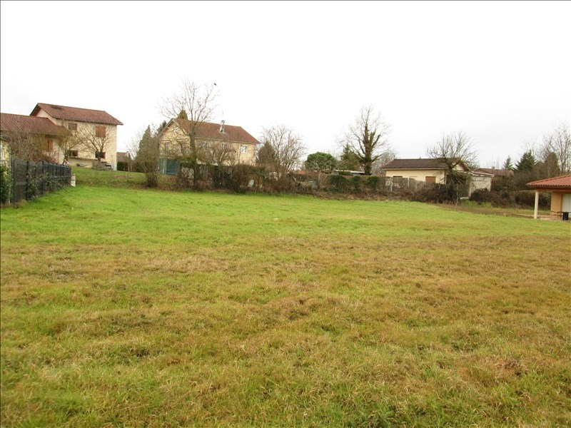 Vente terrain Pont de vaux 50 000€ - Photo 3