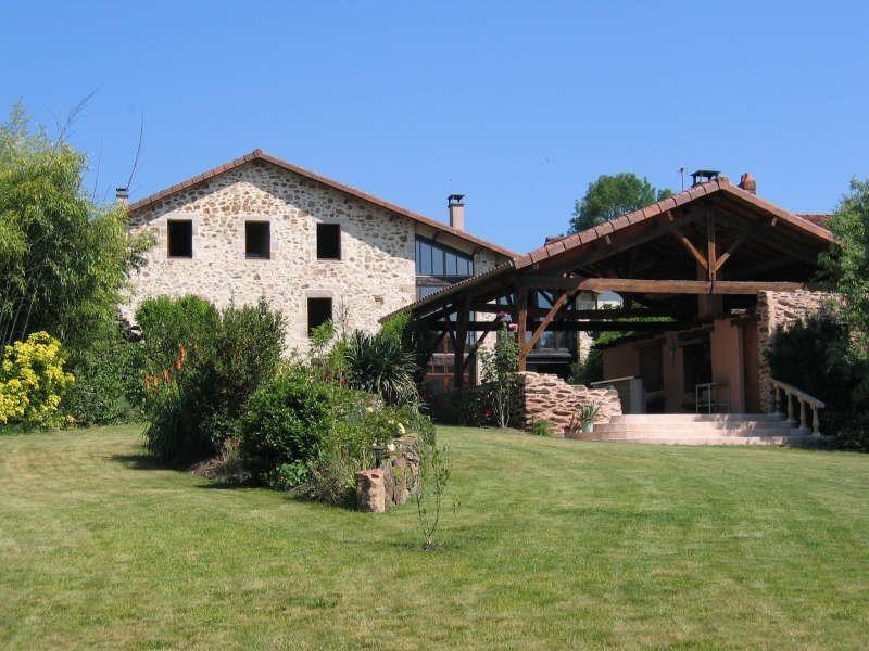 Sale house / villa St victurnien 345000€ - Picture 1