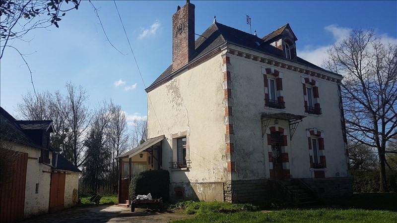Vente maison / villa Guemene penfao 171600€ - Photo 2