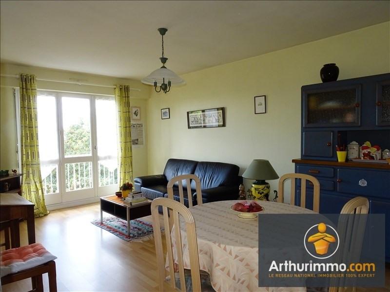 Rental apartment St brieuc 485€ CC - Picture 2