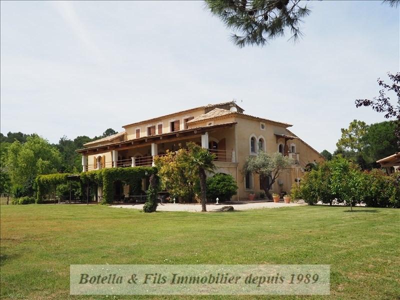 Immobile residenziali di prestigio casa Laudun 960000€ - Fotografia 9