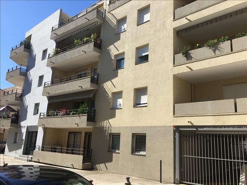 Rental apartment Nimes 700€ CC - Picture 1