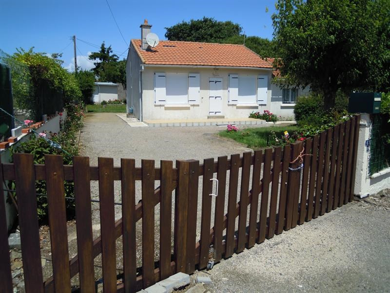 Location vacances maison / villa Tharon plage 454€ - Photo 1