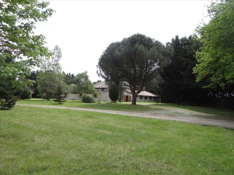 Vente maison / villa Beruges 249000€ -  2