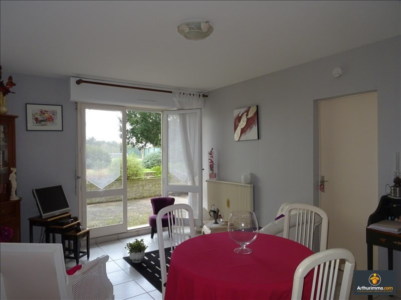 Sale apartment St brieuc 74 000€ - Picture 1