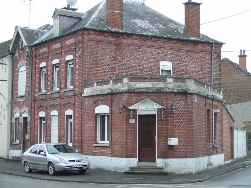Sale house / villa Avesnes sur helpe 107900€ - Picture 1