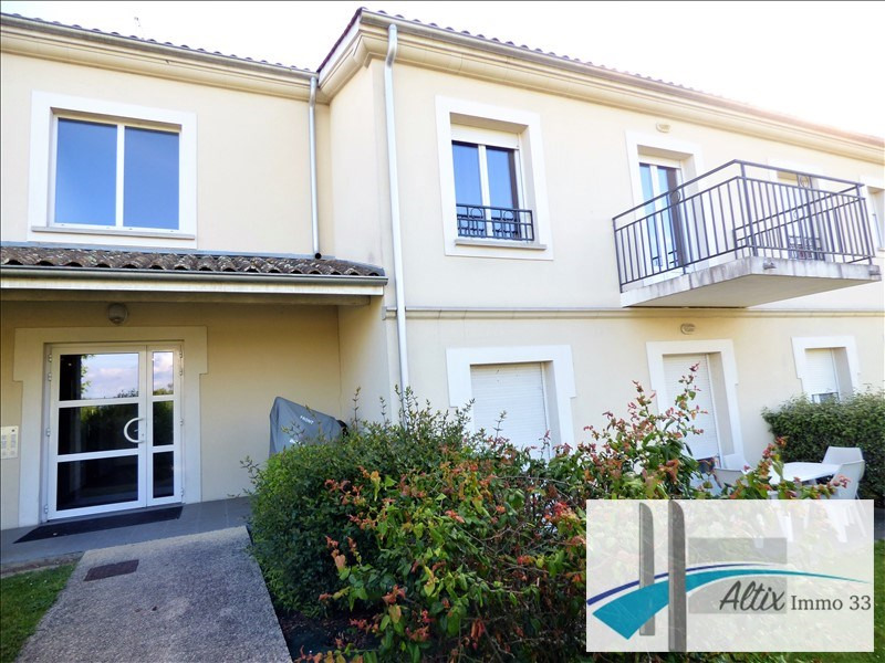 Produit d'investissement appartement St sulpice et cameyrac 117000€ - Photo 1