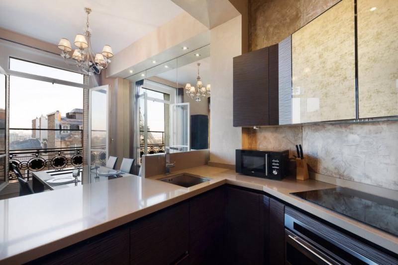 Revenda residencial de prestígio apartamento Paris 16ème 2350000€ - Fotografia 5