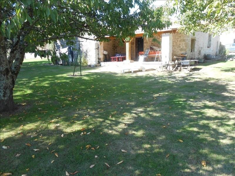 Vente maison / villa St maixent de beugne 264000€ - Photo 9