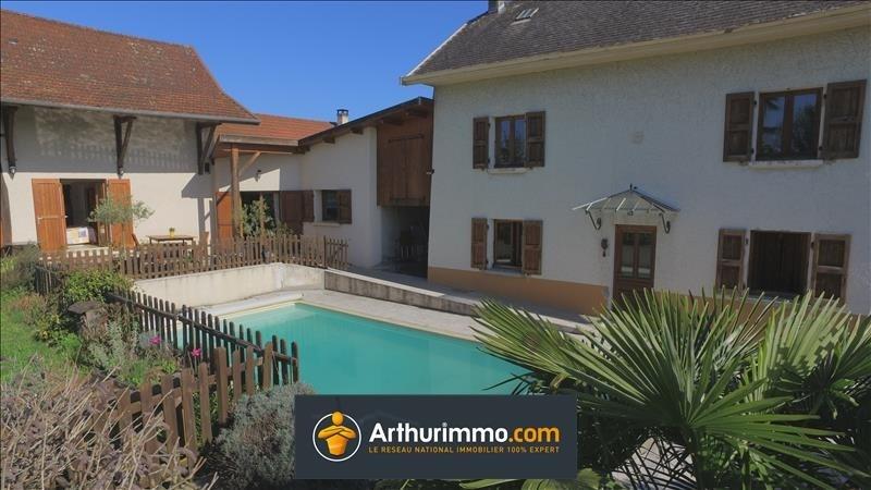 Sale house / villa Morestel 480000€ - Picture 13