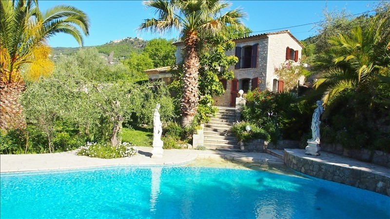 Vente maison / villa Peymeinade 548000€ - Photo 1