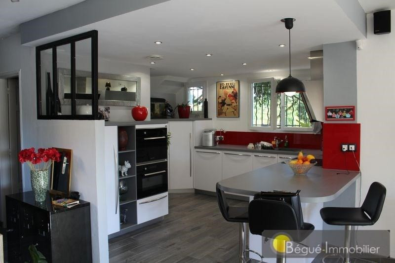 Sale house / villa Cornebarrieu 429000€ - Picture 2