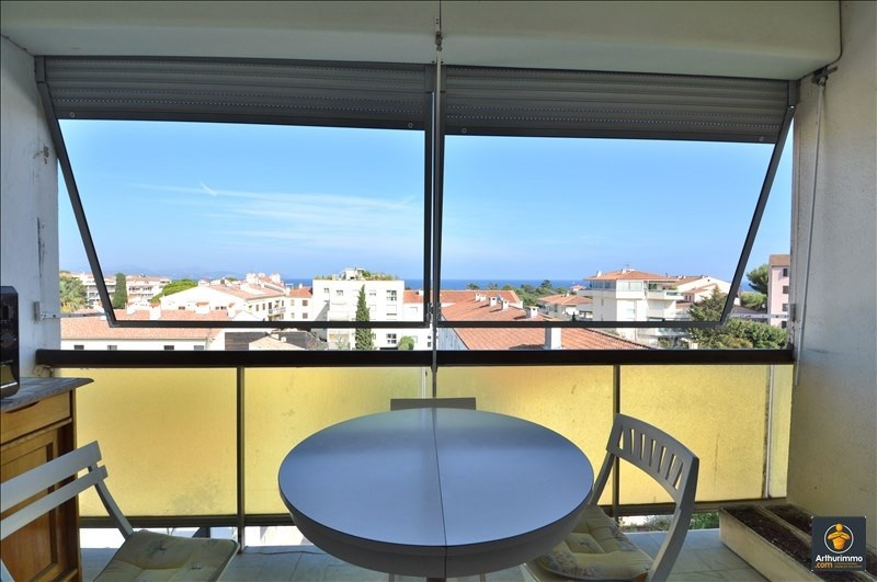 Sale apartment St aygulf 160 000€ - Picture 4