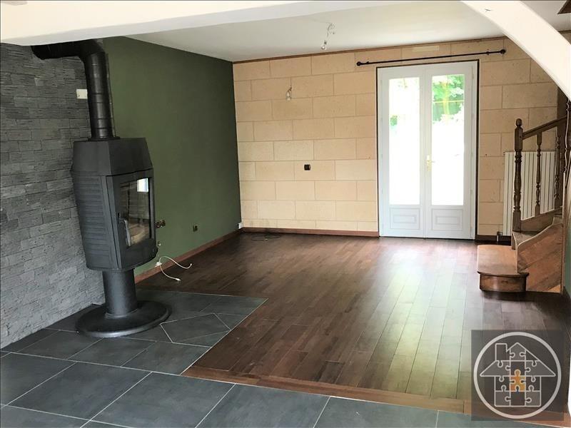 Sale house / villa Le plessis brion 315000€ - Picture 4