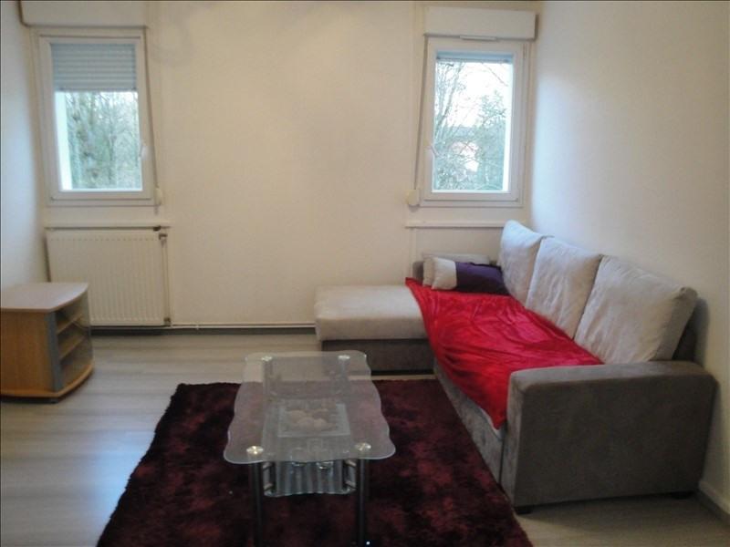 Verkoop  appartement Beaucourt 88000€ - Foto 2