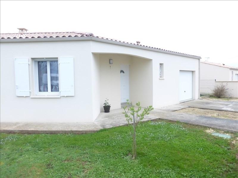 Vente maison / villa Bords 169000€ - Photo 1
