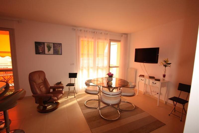 Rental apartment Juan les pins  - Picture 4